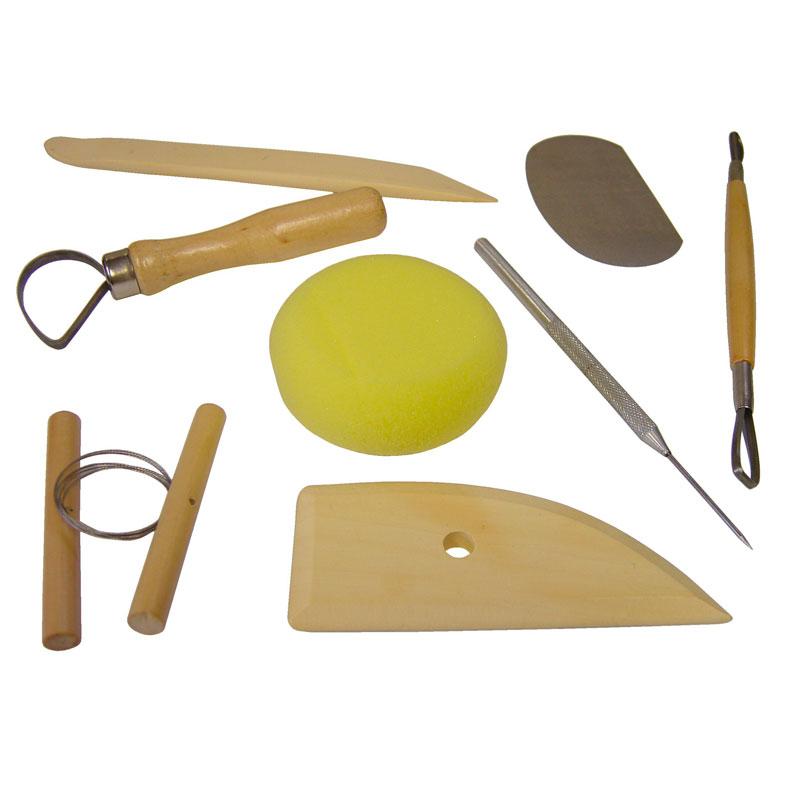 Pottery Tool Kit - MB780-8