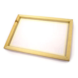 Pre-Meshed Screen Printing Frame - A3 Size