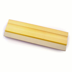 Rubber Squeegee - A3 Size