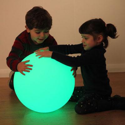 Sensory Mood Light Ball - 400mm - CD75546