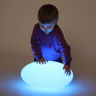 Sensory Mood Light Pebble - 400mm - CD75548