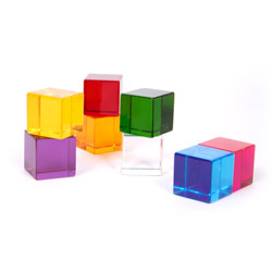 Perception Cubes - Set of 8