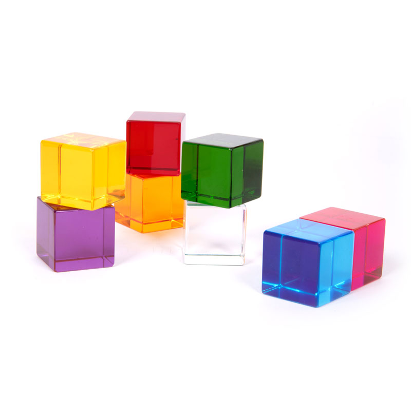Perception Cubes - Set of 8 - CD72608