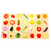 Fruit & Vegetable Match Set - Set of 28 - CD73404