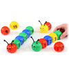 Number Bugs 1-20 - Set includes 24 Pieces - EA-23