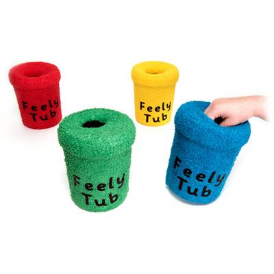 Feely Tubs - Set of 4 - EA-30