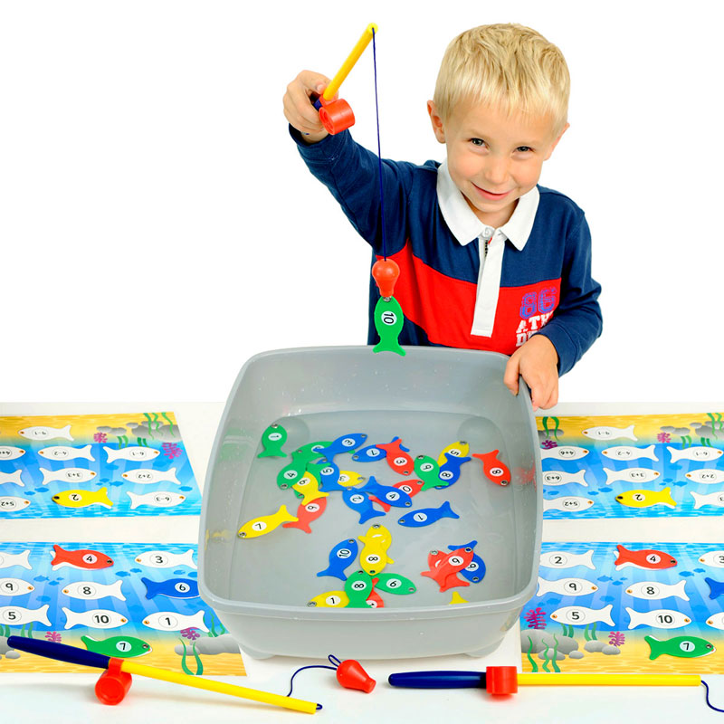 Magnetic Number Fishing - EA-10