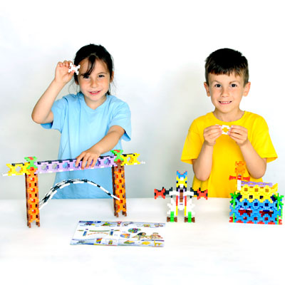 Incastro Building Set - Set of 250 Pieces - IN-10