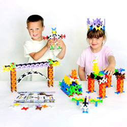 Incastro Building Set - Set of 500 Pieces