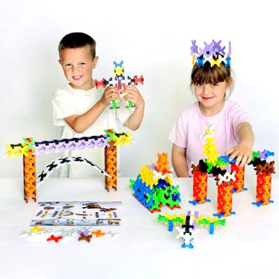Incastro Building Set - Set of 500 Pieces - IN-11