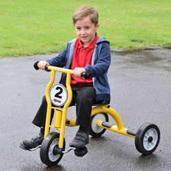 Wisdom Medium Trike - For Ages 3-6