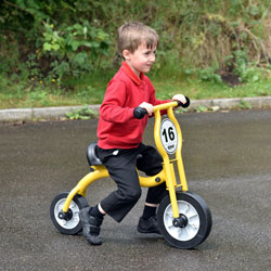 Wisdom Balance Bike - For Ages 3+