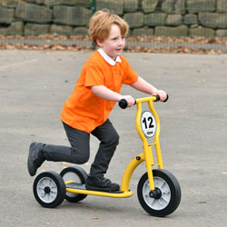 Wisdom Trike Scooter - For Ages 3+