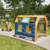 Wisdom Outdoor Bubble Wash Tunnel - Supplied Flat Packed