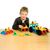 Magnetic Polydron Drivers Set - Set of 92 Pieces