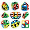 Magnetic Polydron Sphera Class Set - Set of 72 Pieces - 50-1120