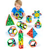 Magnetic Polydron School Set - Set of 224 Pieces - 50-4000