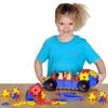 Junior Polydron Set - Set of 124 Pieces - 60-6000