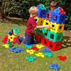 Giant Polydron Set - Set of 40 Pieces - 70-7000