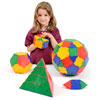 Polydron Basic Set - Set of 164 Pieces - 10-3005