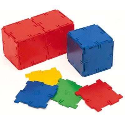 Polydron Squares - Set of 40 - 10-0400