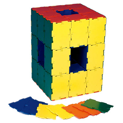 Polydron Rectangles - Set of 30 - 10-0405