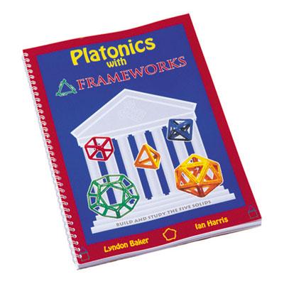 Platonics with Frameworks - Book - 10-0126