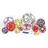 Polydron Frameworks Archimedean Solids Large Set - Set of 452 Pieces - 10-5000FL