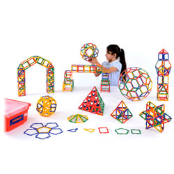 Polydron Frameworks Multi Pack - Set of 460 Pieces