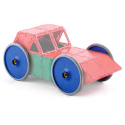 Polydron Wheels Set - Set of 4