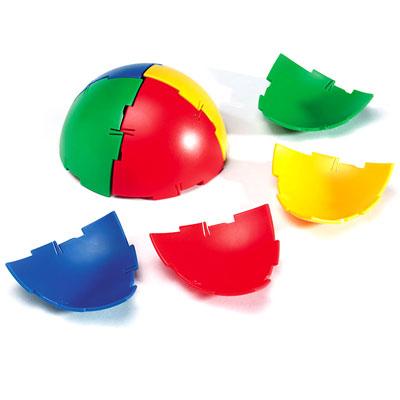 Polydron Sphera Sphere Pieces - Set of 24 - SP-1001