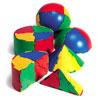 Polydron Sphera Starter Set - Set of 50 Pieces
