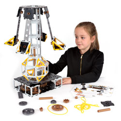 Polydron Engineering Set - Set of 109 Pieces