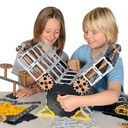 Polydron Engineering Class Set - Set of 250 Pieces