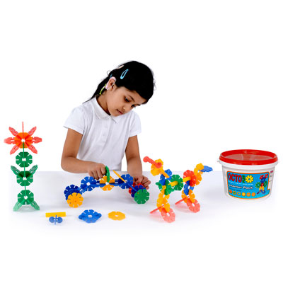 Octoplay Learner Pack - Set of 60 Pieces - 10-8000