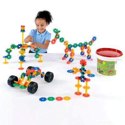 Octoplay Fun Pack - Set of 152 Pieces - 10-8020