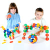 Octoplay Play Pack - Set of 144 Pieces