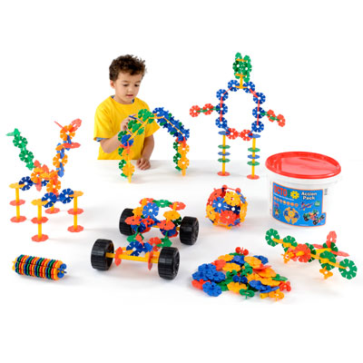 Octoplay Action Pack - Set of 296 Pieces - 10-8030