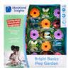 Bright Basics Peg Garden - EI-3622