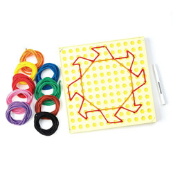 String-Along Lacing Kit and Pattern Cards