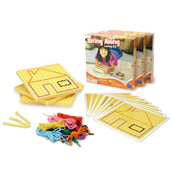 String-Along Lacing Classroom Bundle
