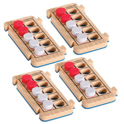 Rekenrod Foam Ten-Frames - Set of 4