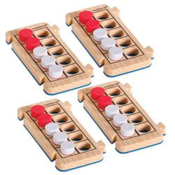 Rekenrod Foam Ten-Frames - Set of 4