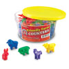 Friendly Farm Animal Counters - Set of 72 - LER0180