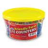 Friendly Farm Animal Counters - Set of 72 - LER0180