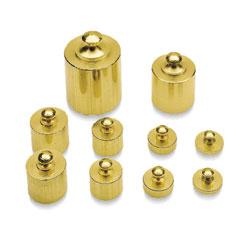 Brass Mass (Weights) Set