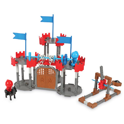 Castle Engineering and Design Building Set - by Learning Resources - LER2876