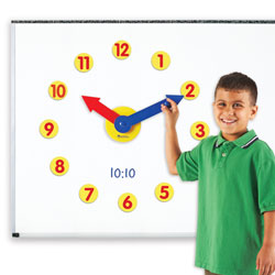 Magnetic Geared Clock Set