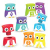 Snap-n-Learn Rainbow Owls - Set of 20 Pieces (10 Owls) - by Learning Resources - LER6711