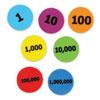 Place Value Disks - Set of 280 - LER5215